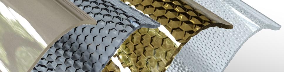 Lichtplatten, Lichtplatte Acryl, Polycarbonat, PVC