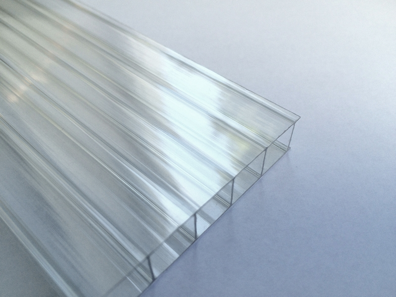 stegplatten 10 mm polycarbonat glasklar 2100 mm breite stegplatte ebay. Black Bedroom Furniture Sets. Home Design Ideas