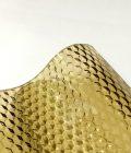 Lichtplatte Acryl 76/18 Sinus bronze Wabenstruktur 3 mm Bild 2