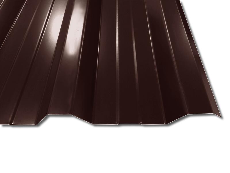 trapezblech dachbleche 2 wahl 0 50 mm ral8017 schokobraun t 35dr 1050 ebay. Black Bedroom Furniture Sets. Home Design Ideas