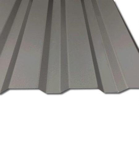 Trapezblech T-14/1120 Einzelbild in RAL9007 Silber Metallic
