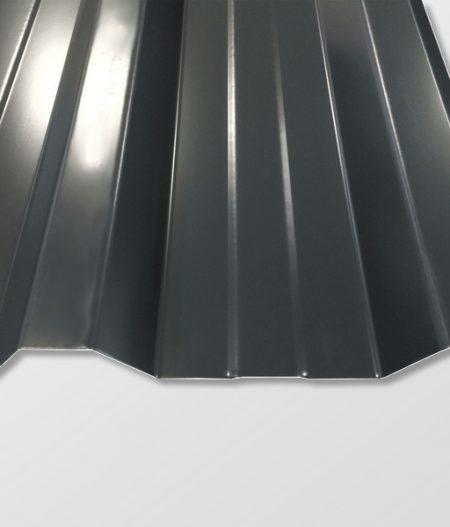 Trapezblech T-35DR/1050 - 0,50 mm - 25 µm Polyester Beschichtung - RAL7016 Anthrazit