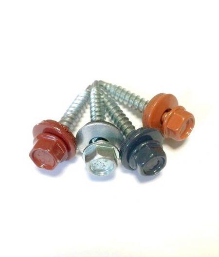 Systemschraube 4,8 x 35 mm verschiedene Farben