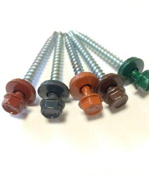 Systemschraube 4,8 x 50 mm verschiedene Farben