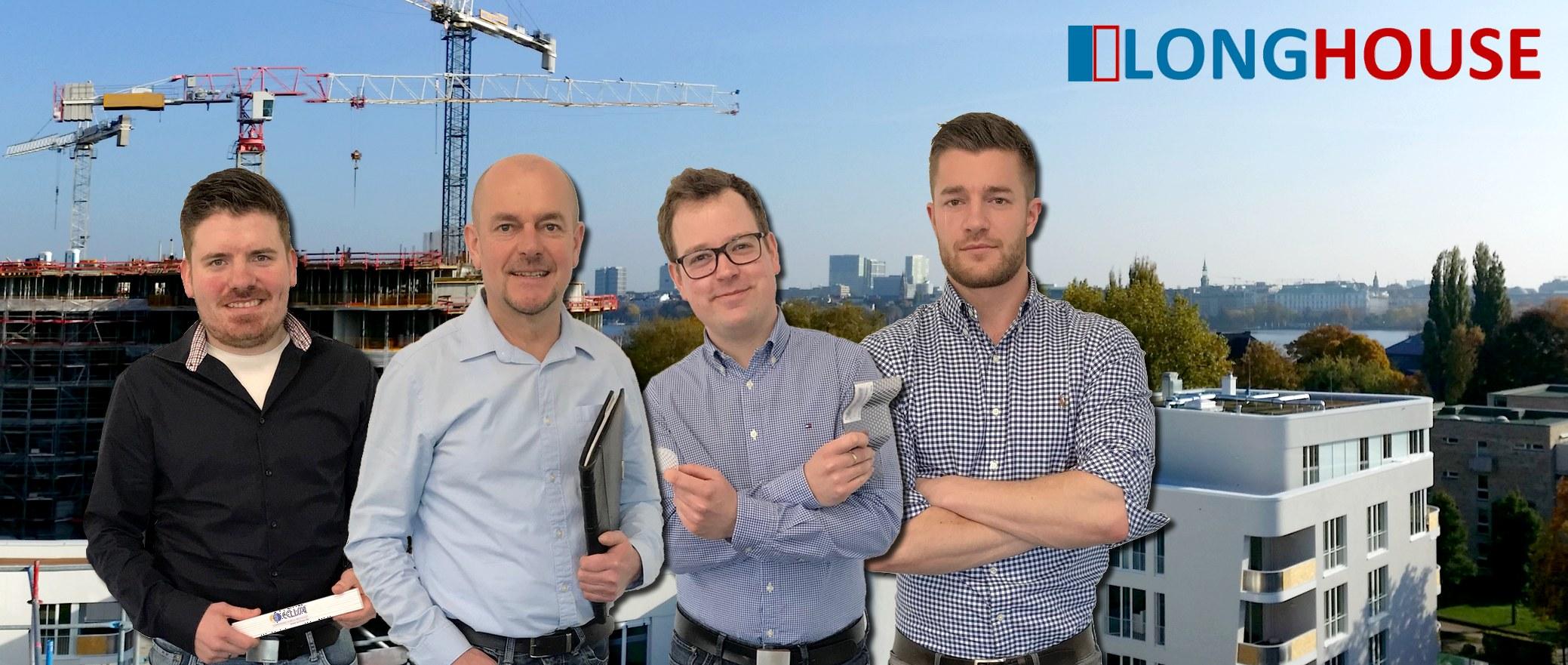 Longhouse GmbH - Mitarbeiter - Über uns