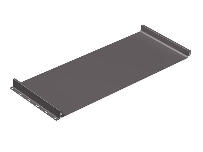 Stehfalz - Stehfalzblech - PD510 - Glatte Oberfläche